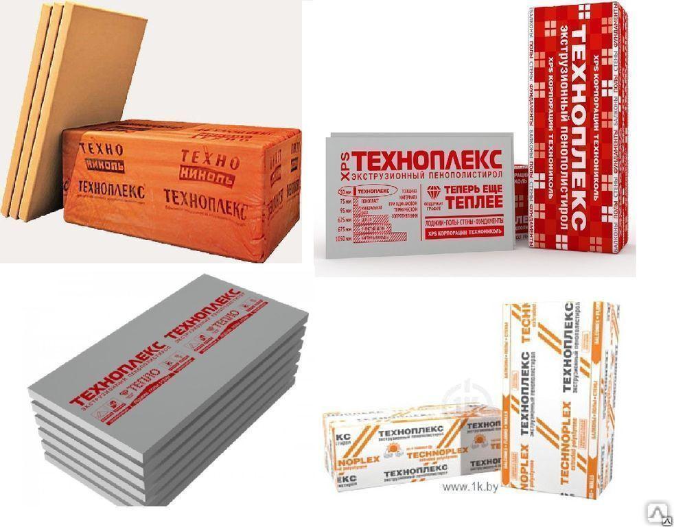 Техноплекс: технические характеристики, сфера применения