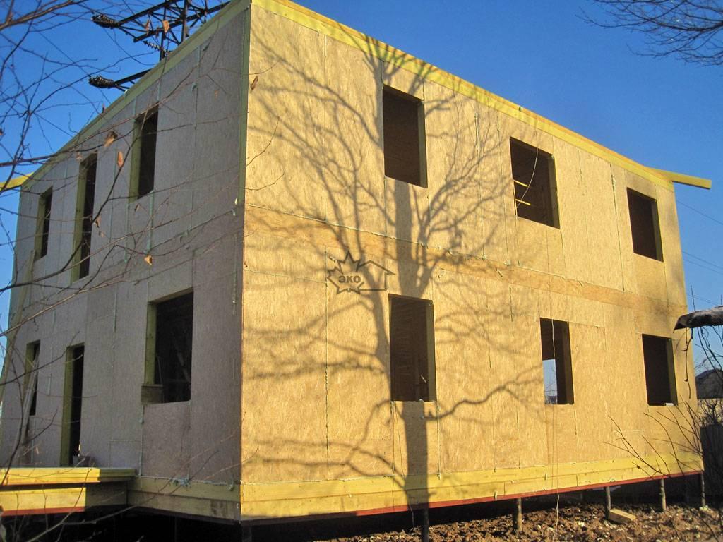 Отопление домов из сип панелей — строим сами