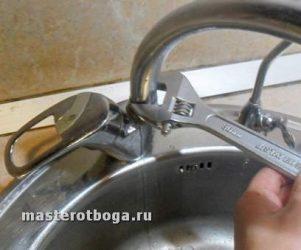 Капает кран на кухне – причины и как починить самому. пошаговые инструкции для каждого вида поломок