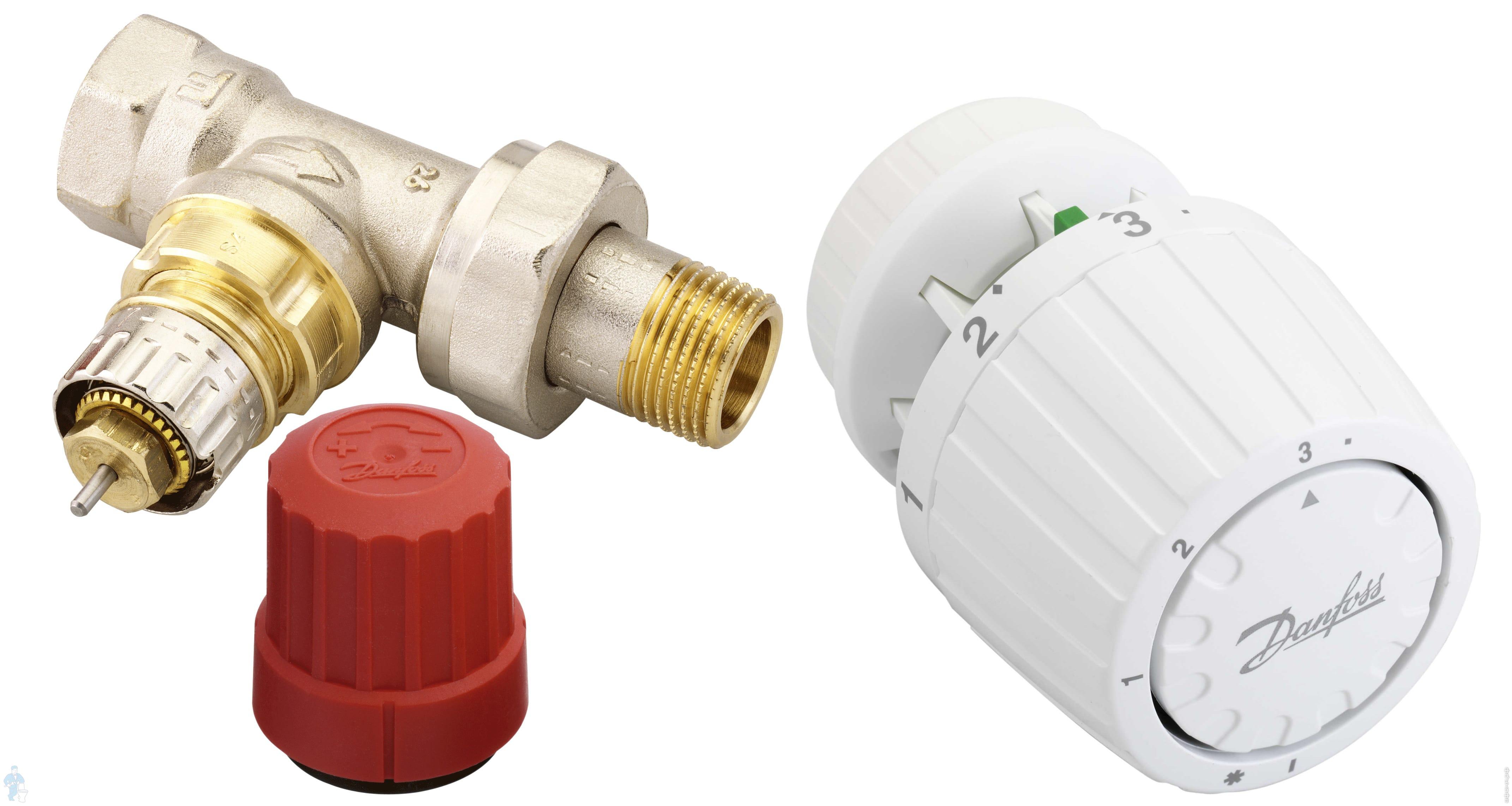 Как настроить в радиаторе отопления термостатический клапан