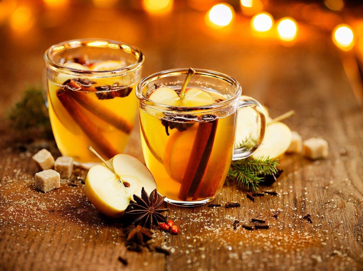 Самые полезные напитки, которые согреют вас в зимнюю стужу