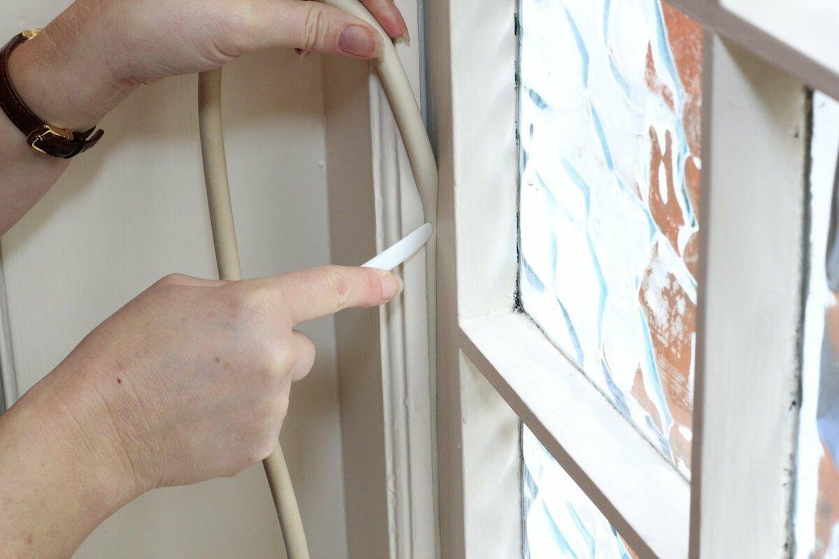 Как утеплить пластиковую дверь на балконе и лоджии?
