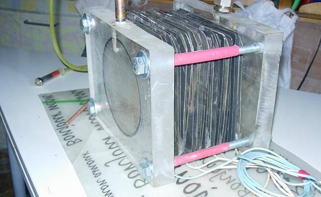 Водородный генератор для отопления: как сделать своими руками для жилого дома