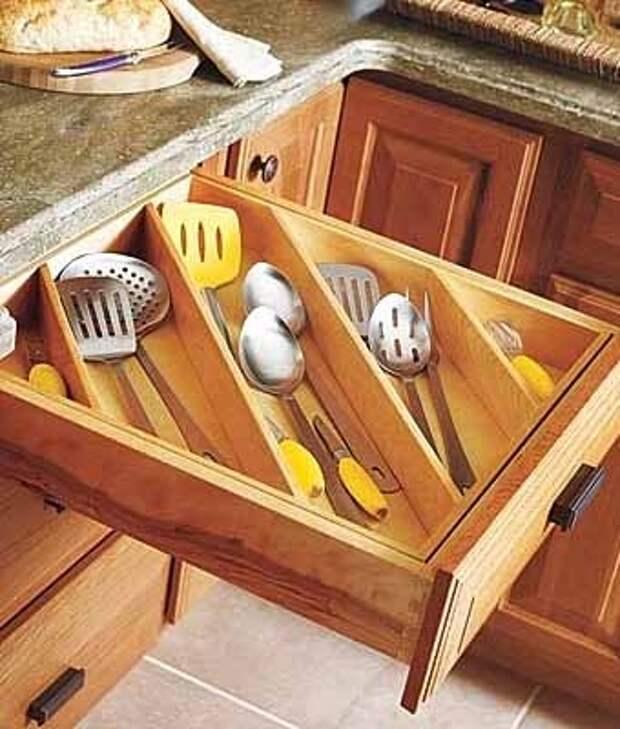 5 вещей, без которых ваша кухня станет просторнее