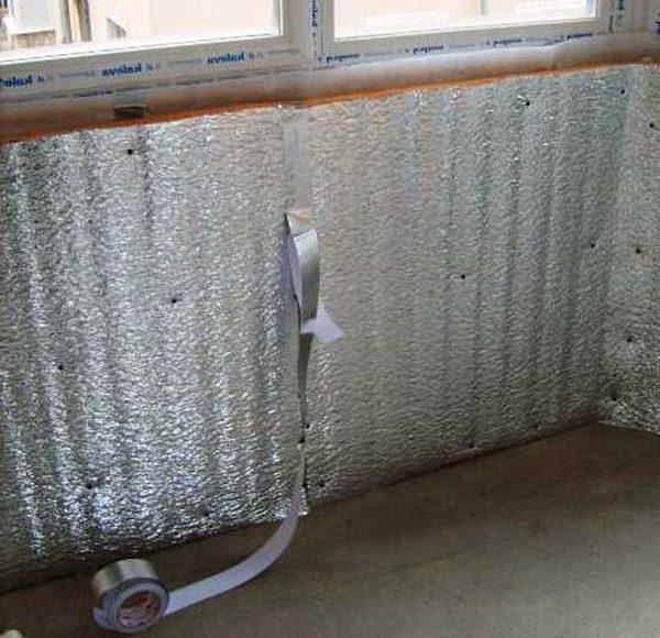 Утепление балкона пеноплексом – пошаговая инструкция