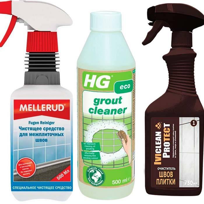 30 самых эффективных средств для мытья налета на плитке в ванной комнате
