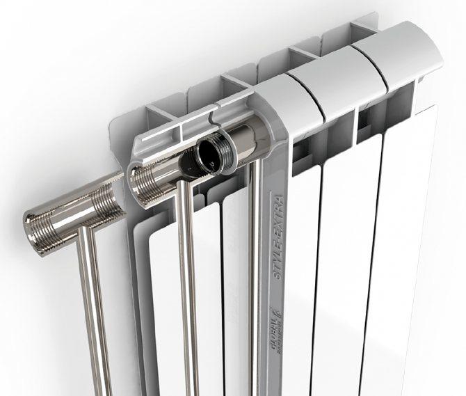 Устройство радиаторов отопления - схемы, чертежи, фото и видео описание современных радиаторов