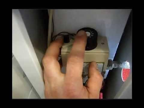 Как включить газовый котел - подготовка и запуск оборудования