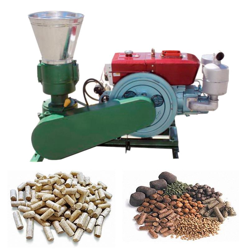 Оборудование для производства пеллет и цены на них
