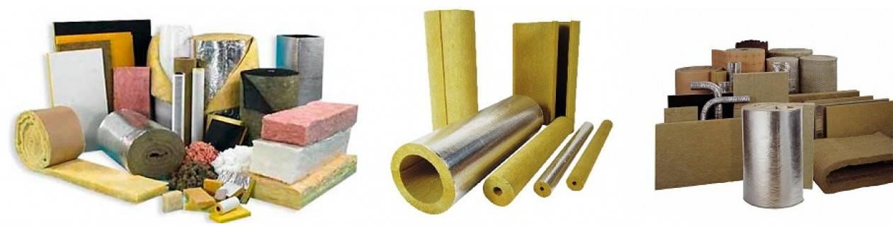 Теплоизоляционные материалы и изделия – свойства и классификация