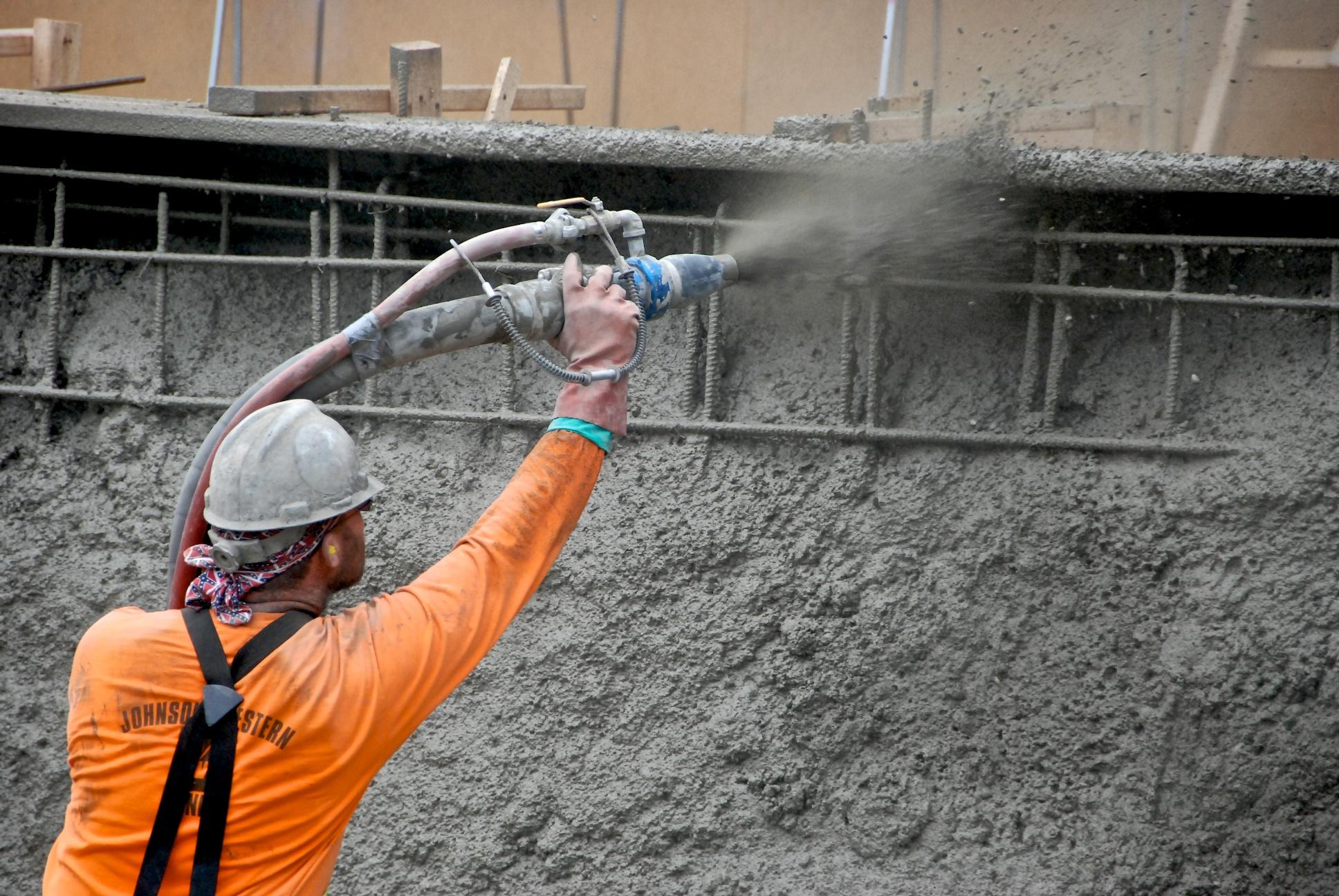 Чем заделать трещины в бетоне на улице - советы