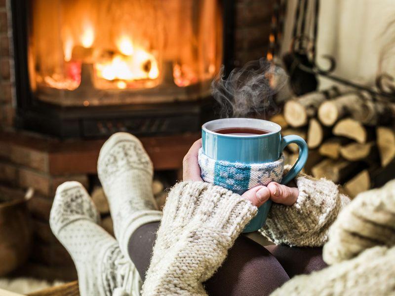 Как согреться в холод на улице: 5 действенных советов и 5 главных мифов