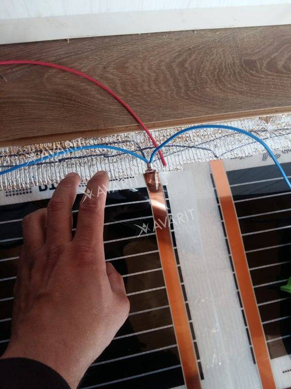 Тонкости монтажа электрического теплого пола