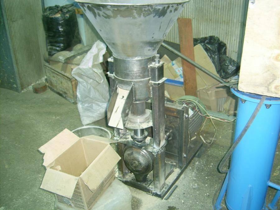 Изготовление гранулятора для пеллет своими руками, основные узлы