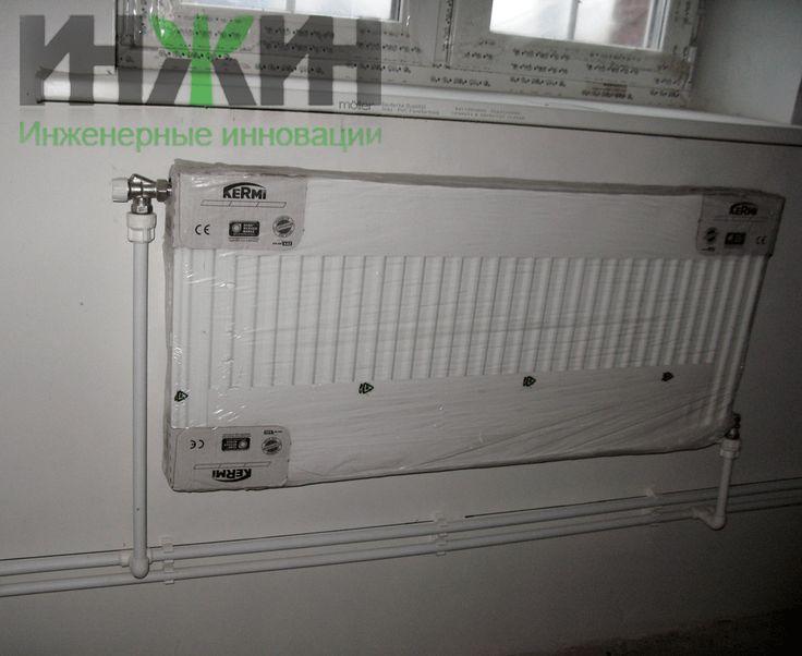 Подключение радиатора отопления к двухтрубной системе — схемы, инструкция по монтажу