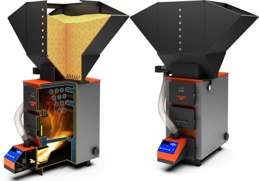 Пеллетная горелка своими руками: быстрая сборка и автоматизация процесса