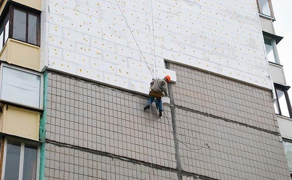 Законность утепления стен снаружи многоквартирного дома | альпстрой
