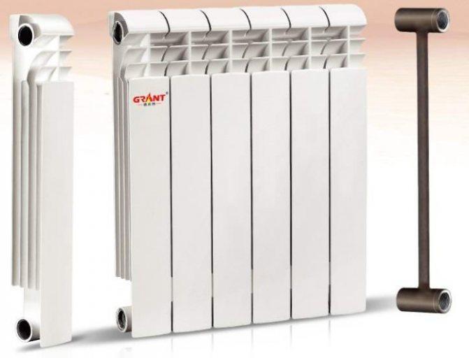 Как выбрать биметаллический радиатор отопления, советы и рекомендации