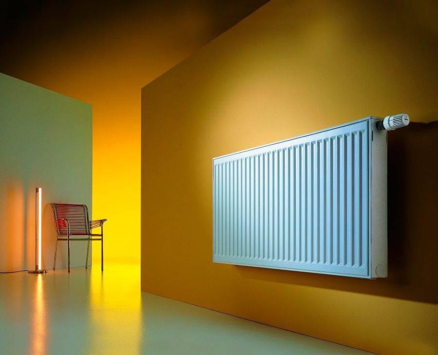 Функциональные радиаторы отопления фирмы керми