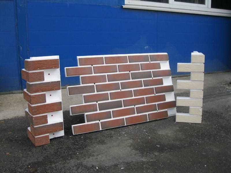 Клинкерные панели для обустройства фасадов