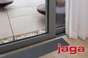Конвекторные обогреватели от бельгийской компании jaga