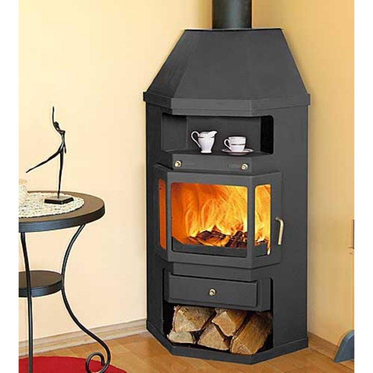 Печь камин для дачи на дровах: какую выбрать, рейтинг, как сложить, установить дровяную печку длительного горения своими руками