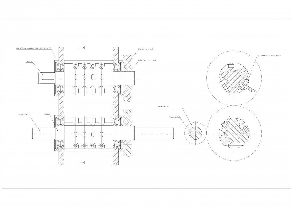 Изготовление деталей и сборка самодельного измельчителя веток  — пошаговая фотоинструкция