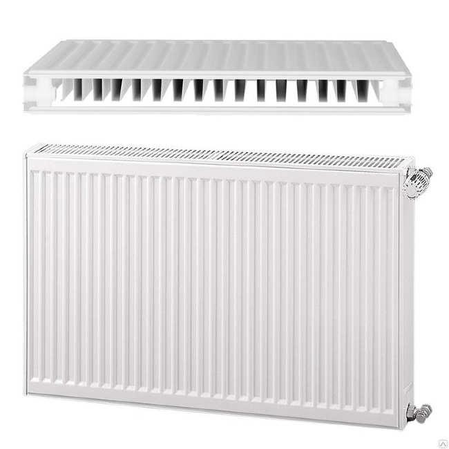 Использование радиаторов керми для отопления дома