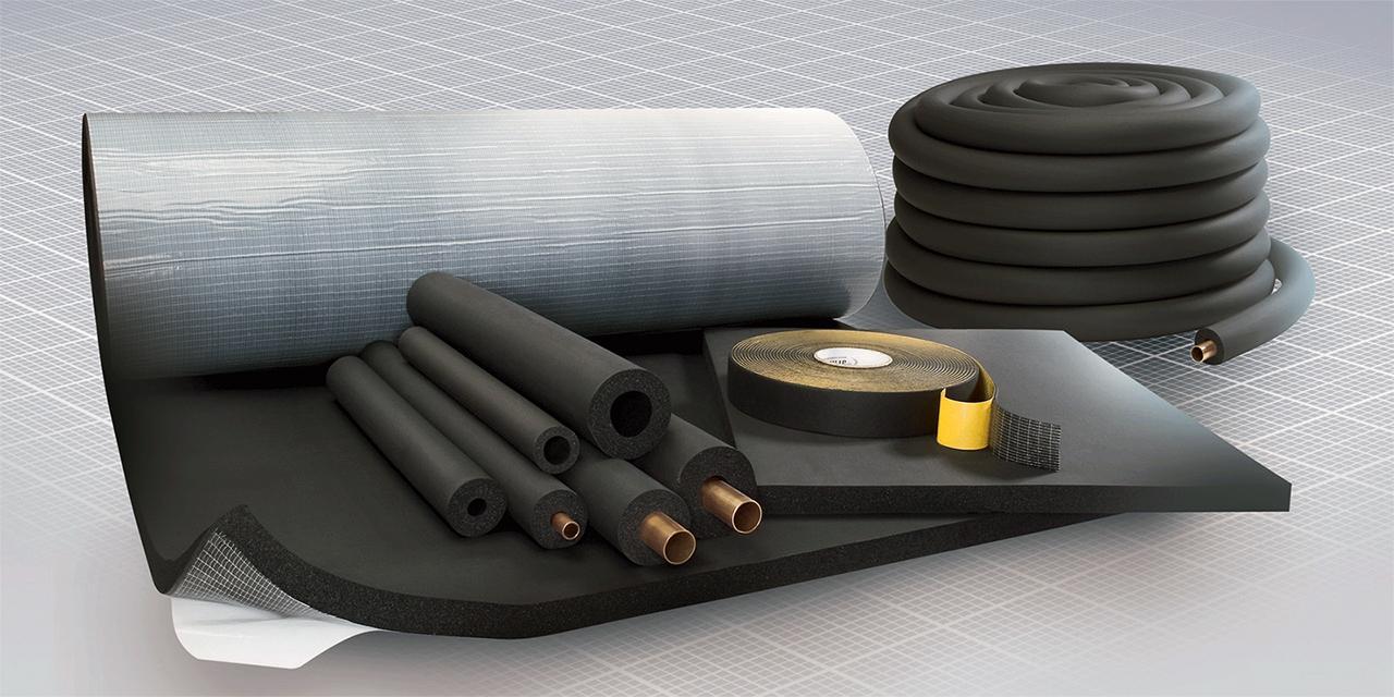 Теплоизоляция из вспененного каучука: особенности, плюсы и минусы