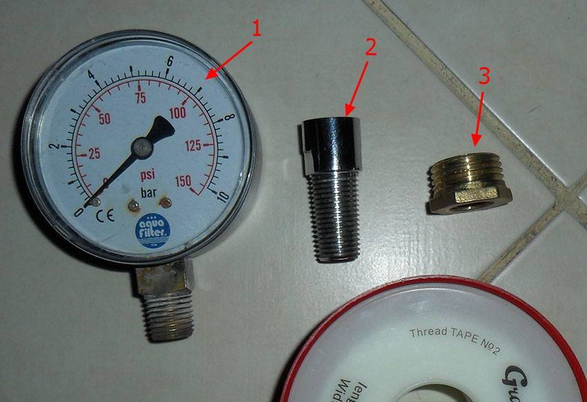 Давление в системе отопления: в частном, многоквартирном доме