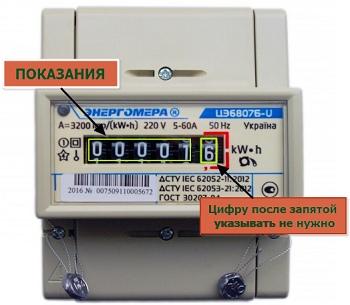 Принцип работы электросчётчика, передающего показания дистанционно