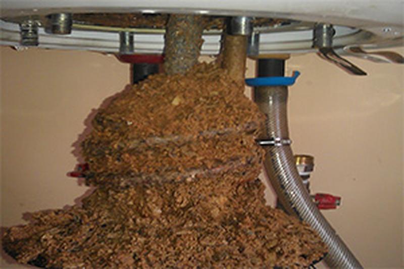 Как почистить бойлер в домашних условиях: механическая и химическая очистка от накипи