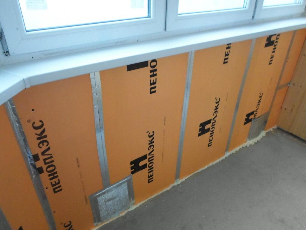 Чем лучше утеплить балкон внутри: какие материалы выбрать и способы монтажа