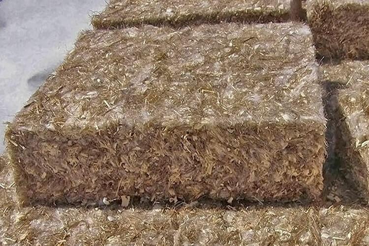 Льняной утеплитель: преимущества материала, популярные производители