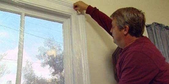 Утепление пластиковых окон: пошаговая инструкция