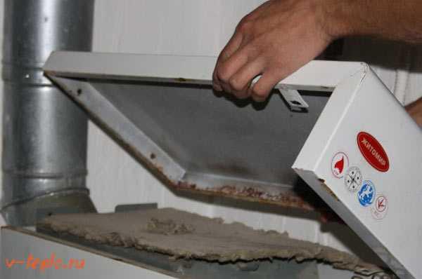 Как почистить котел от сажи в домашних условиях: порядок действий