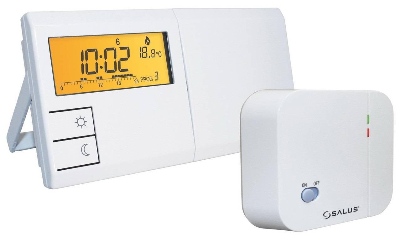 Комнатный термостат для газового котла отопления: правила выбора и самостоятельный монтаж