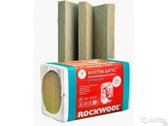 Rockwool акустик баттс — все, что вы должны знать о данном виде материалов