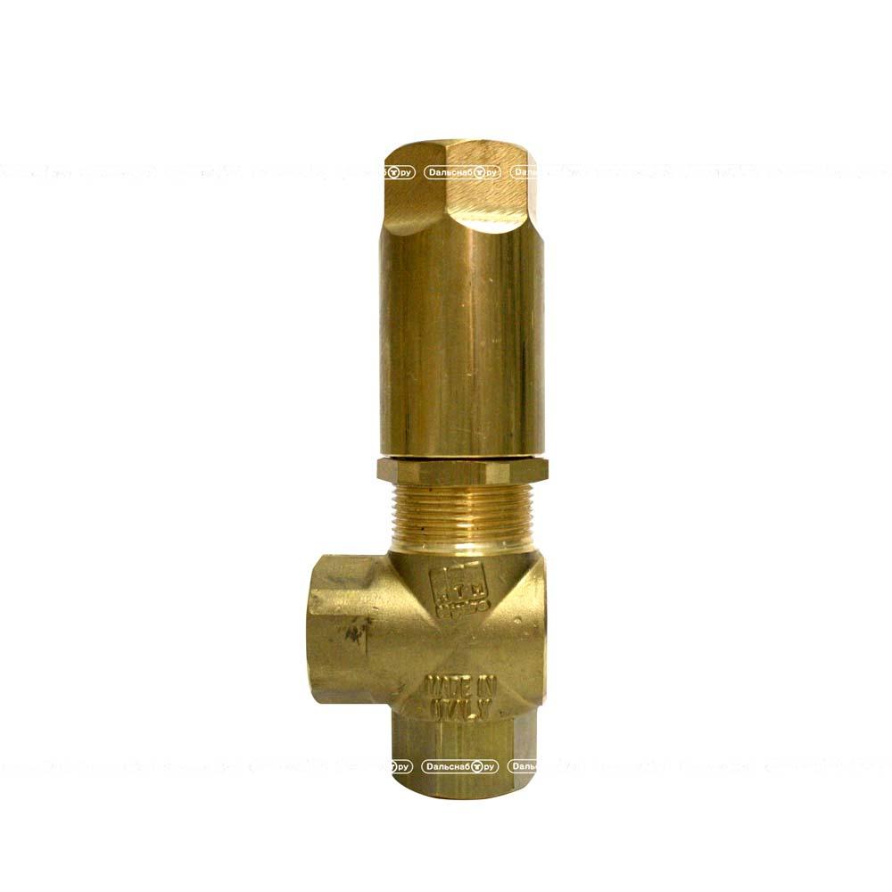 Клапан предохранительный для сброса избыточного давления в трубопроводной системе