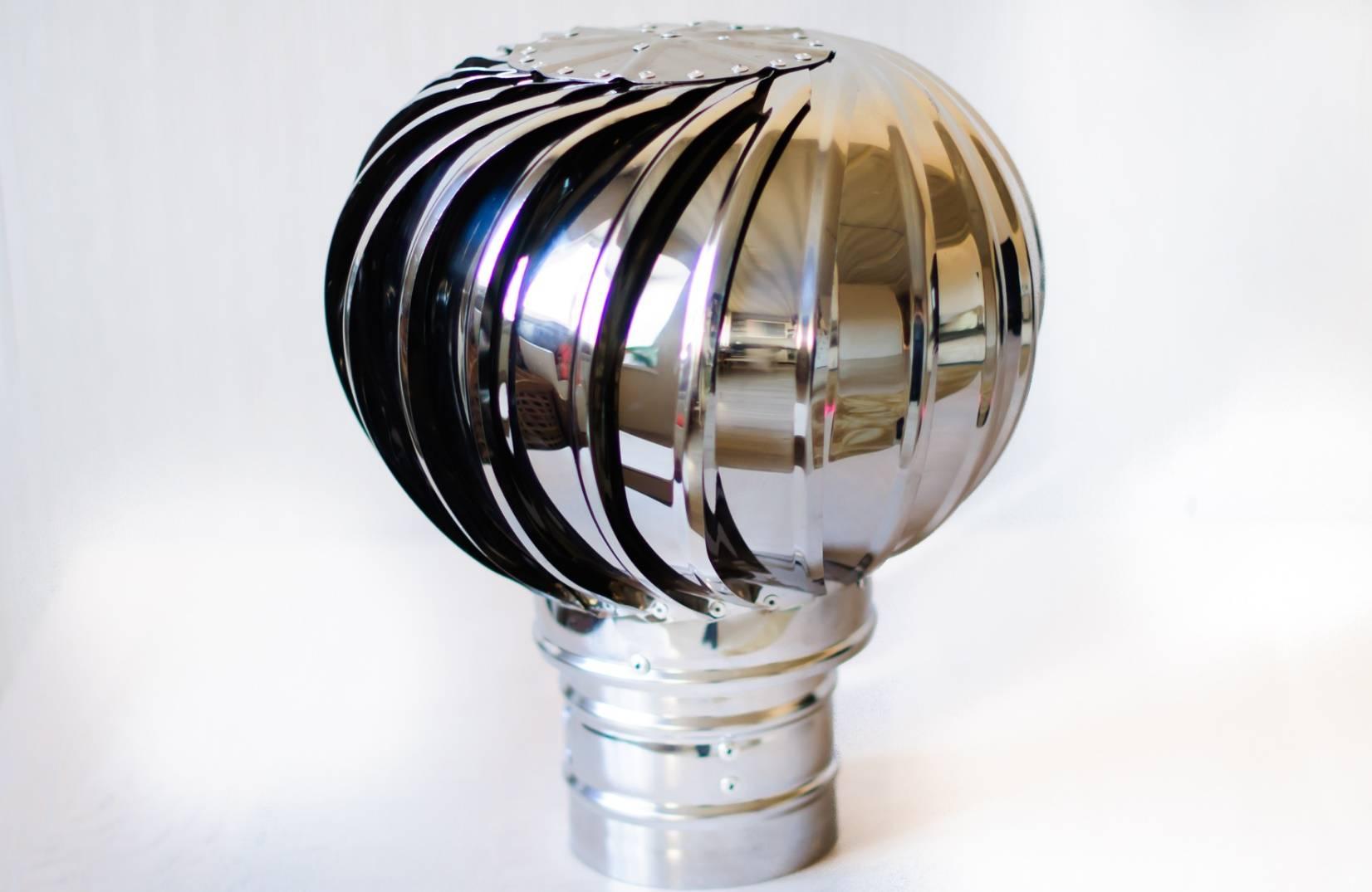 Турбодефлектор для дымохода и вентиляции — рассматриваем тщательно