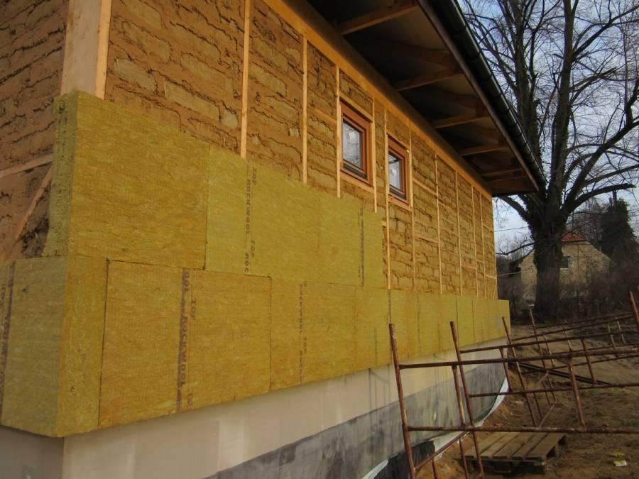Тонкости утепления деревянных домов снаружи