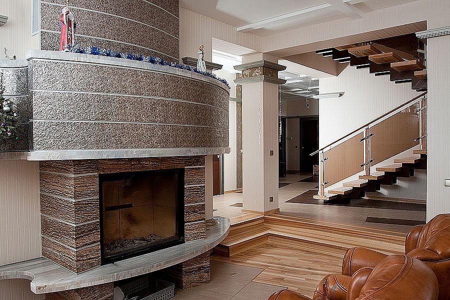 Мини камин для дачного домика, практика строительства, выбор готового изделия