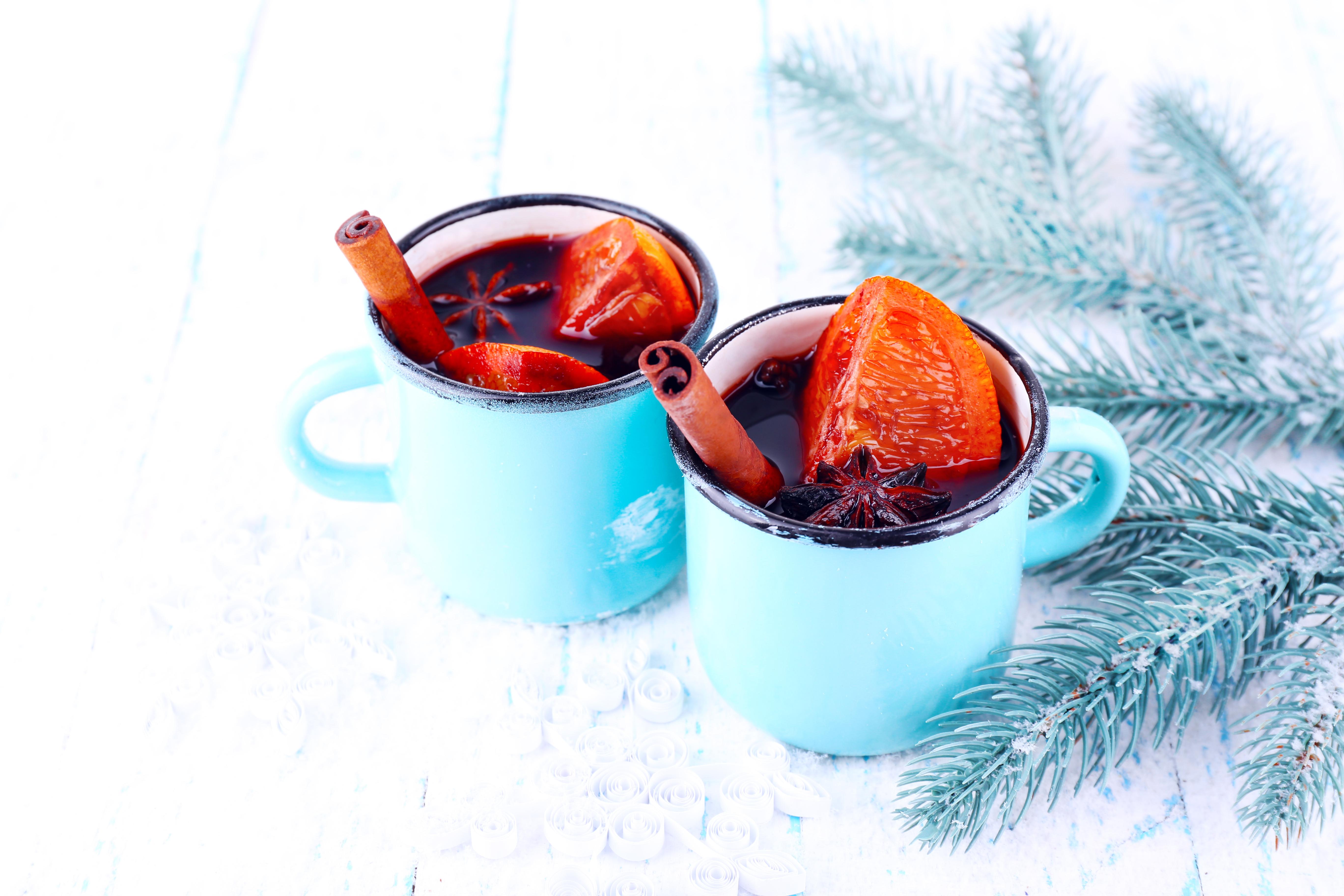 Рецепты зимних напитков, позволяющих согреться