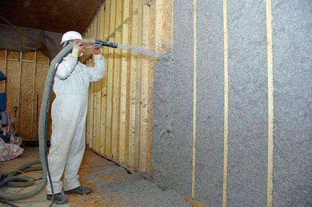 Особенности выбора и монтажа утеплителя для стен внутри дома