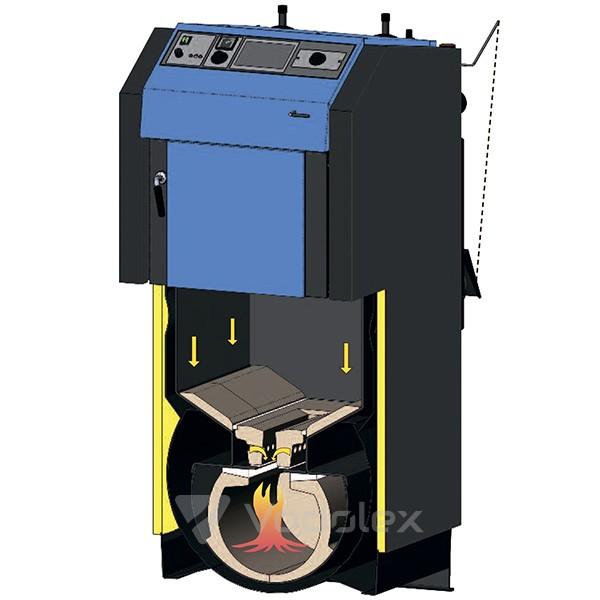 Твердотопливный котел atmos ac 35s 35 квт одноконтурный: отзывы, описание модели, характеристики, цена, обзор, сравнение, фото
