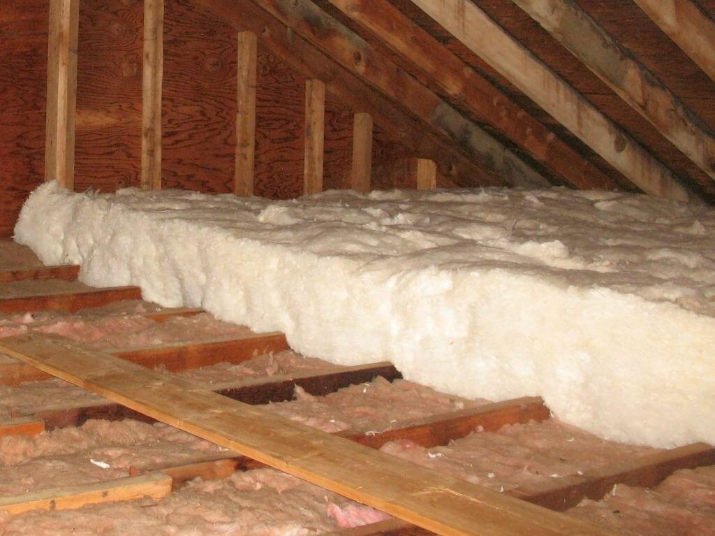 Как утеплить полы и потолок керамзитом или шлаком
