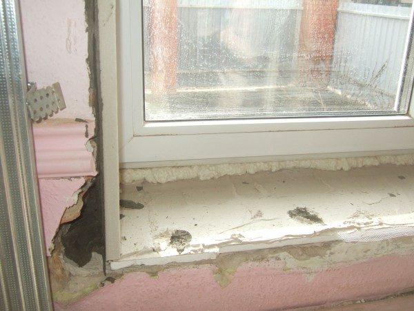 Утепление откосов пластиковых окон изнутри и снаружи своими руками, пенопластом и пенополистиролом