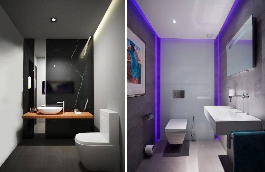 Освещение ванной: как подобрать дизайн