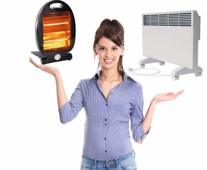Как выбрать тепловентилятор — на какие особенности моделей ориентироваться при выборе