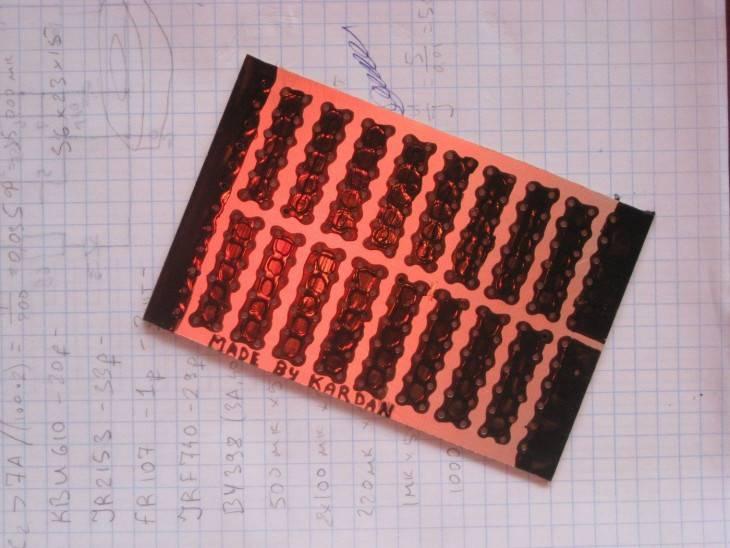 Самодельная солнечная батарея из транзисторов или диодов